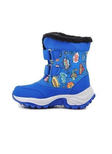 Noxis Noxis Pop-Art Çocuk Bot Mavi Mavi
